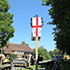 Ewhurst Village Sign Flag Unveiling